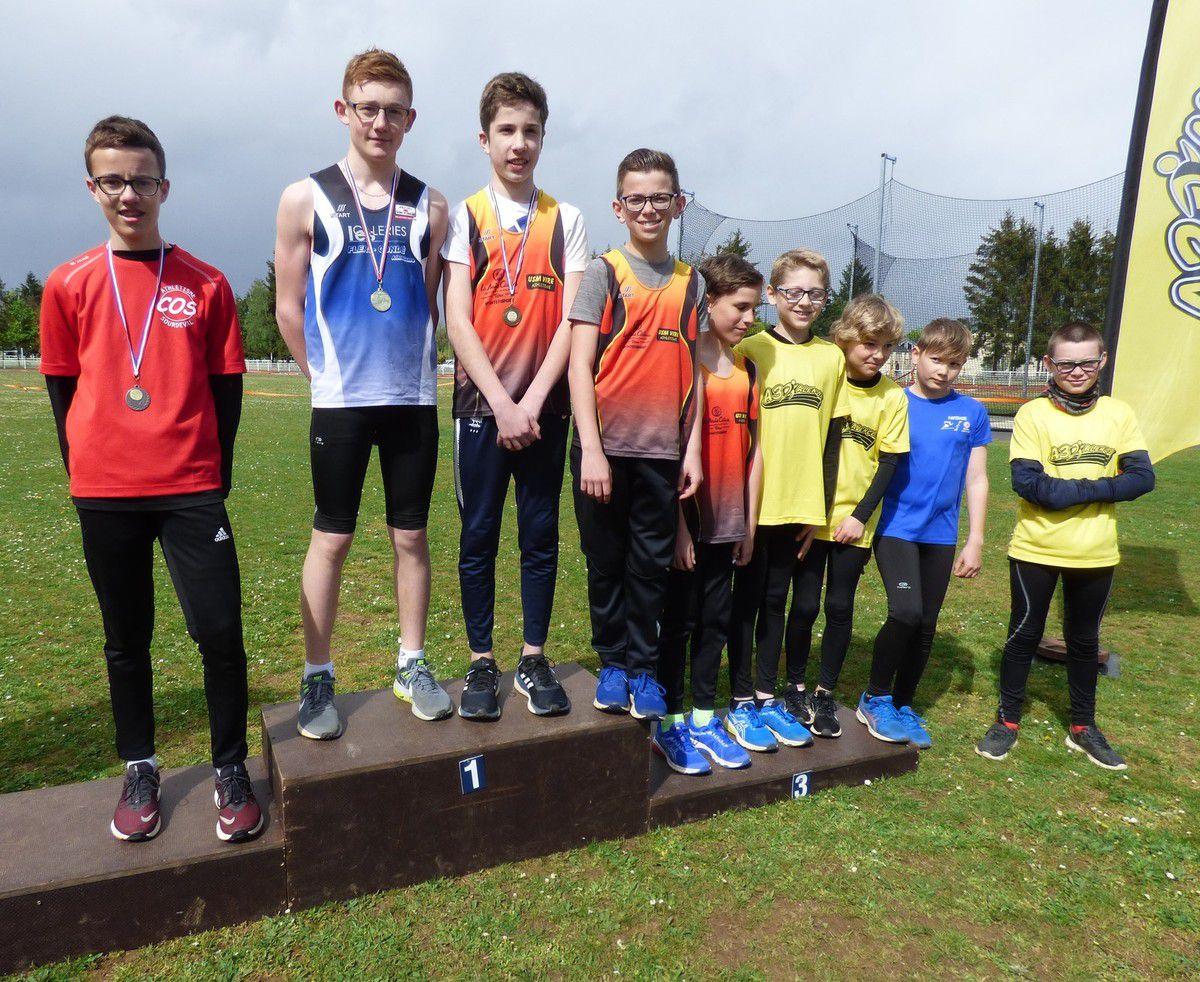 Triathlon d'Alençon : une médaile d'argent et une qualif pour Simon Tihy
