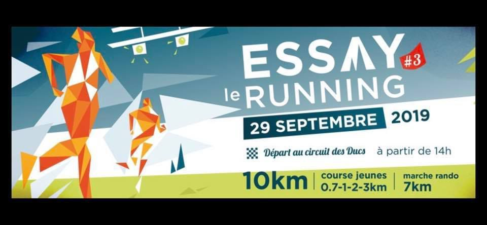 Essay le Running : Course club