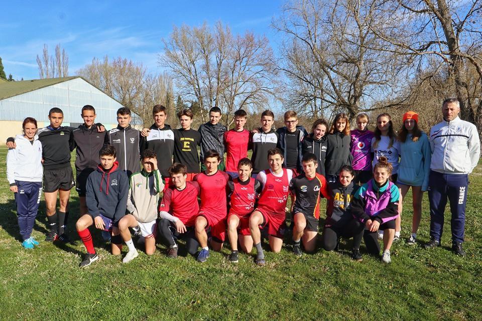 Rugby Touch : Rencontre avec Sacha DUTRETEAU