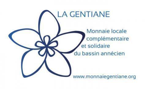 La Gentiane, la nouvelle monnaie locale, complémentaire et solidaire du bassin Annécien