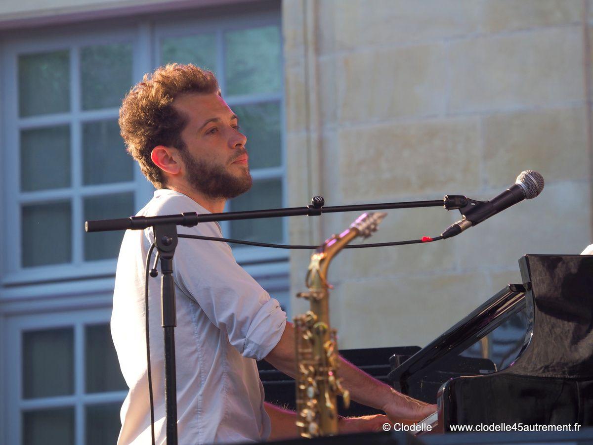 JAZZ A L'EVÊCHE 2017 : Photos du concert ENEZ - Programme du 23 juin 2017
