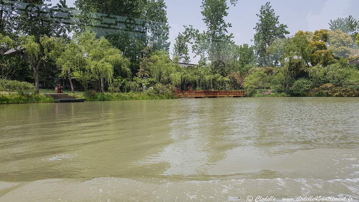 EN DIRECT DE YANGZHOU : Balades sur le canal antique et à Slender West Lake, cuisine Haiyang et conférence tourisme