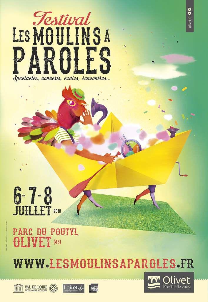Festival Moulins A Paroles 7 Pomme Barcella Verino Et