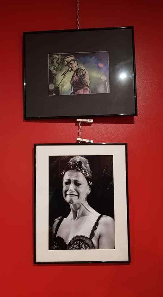 PORTRAITS EN SCÈNE, exposition photographique de MICHEL PIEDALLU  jusqu'au 9 novembre à Lailly en Val