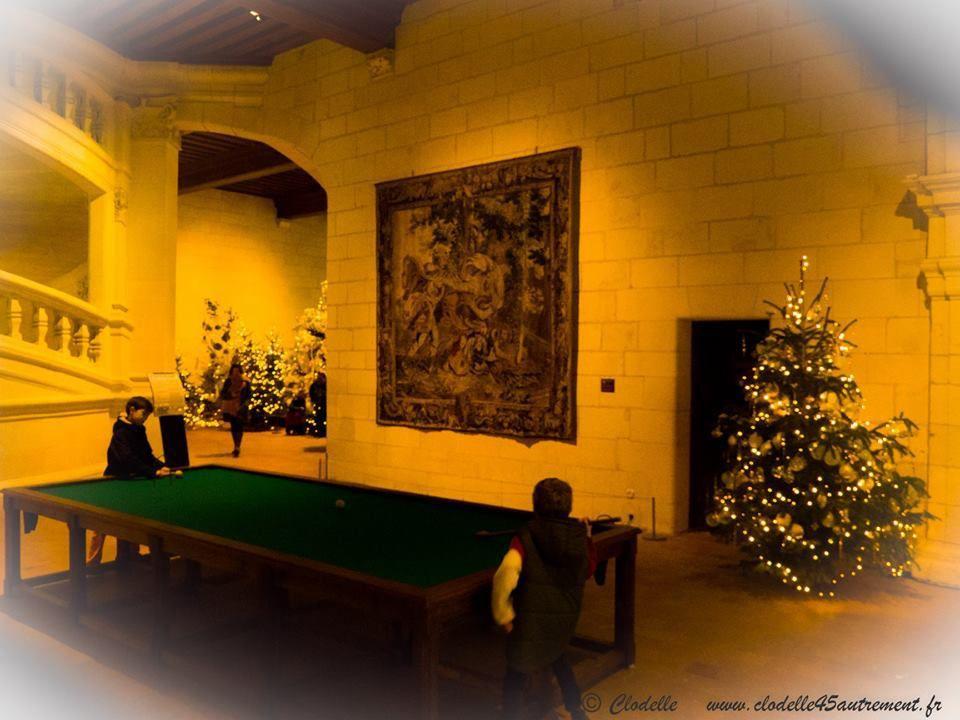 Le Château de Chambord fête Noël