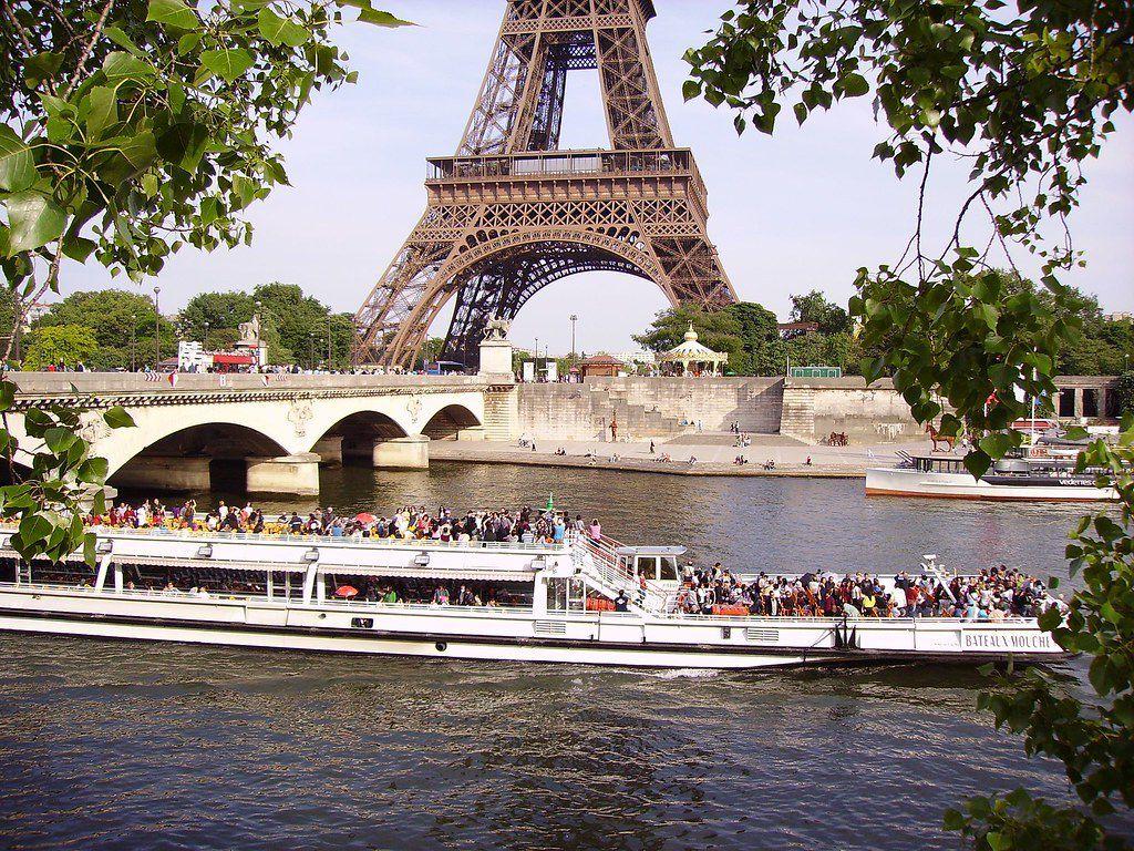Mon voyage...à Paris!