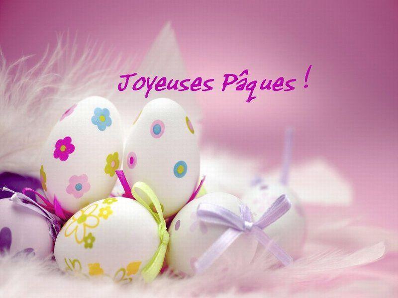 Joyeuses Pâques ! - NOTREBLOGDEFLE.COM