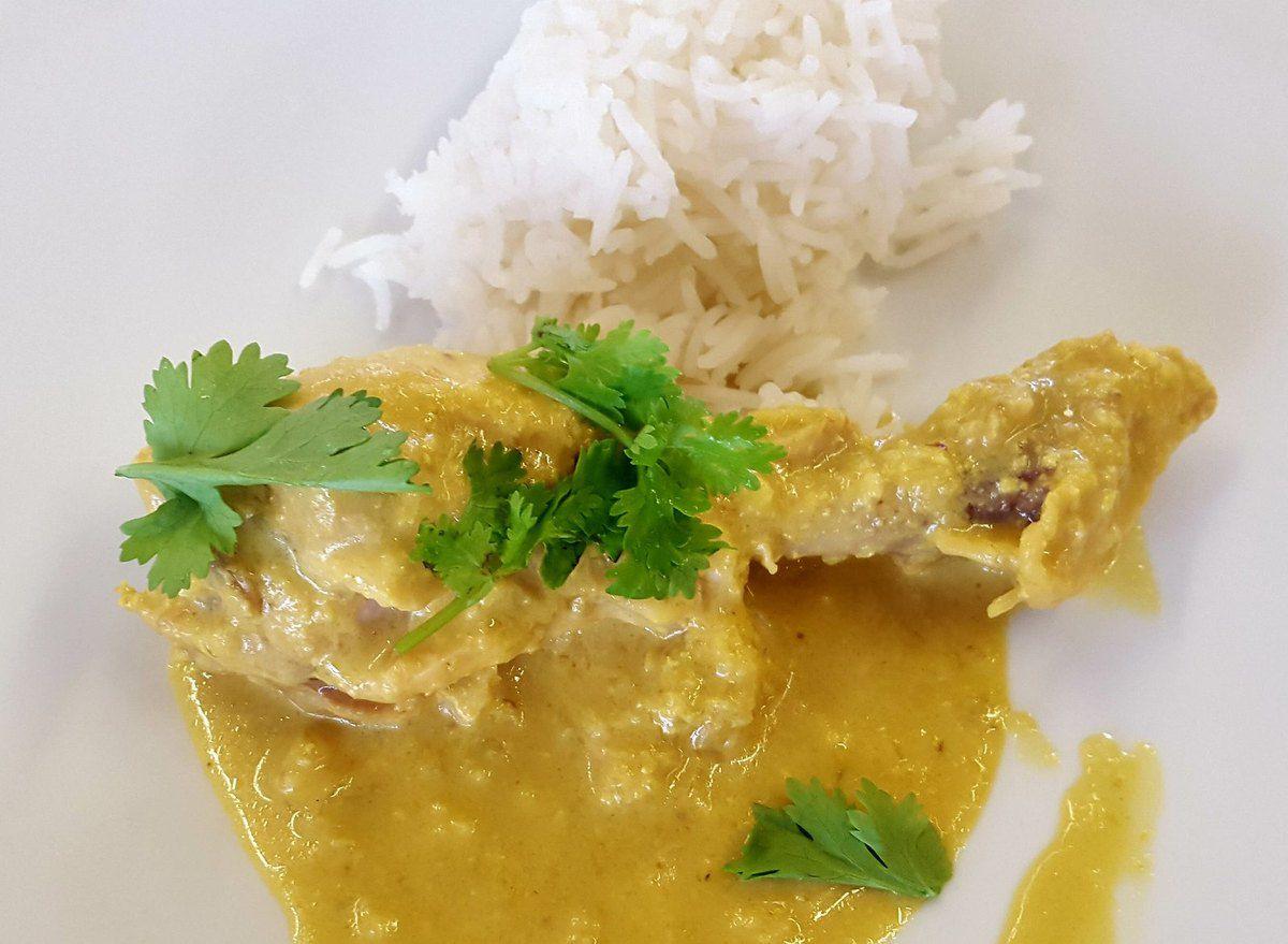 Cuisine indienne - 30.09.2017