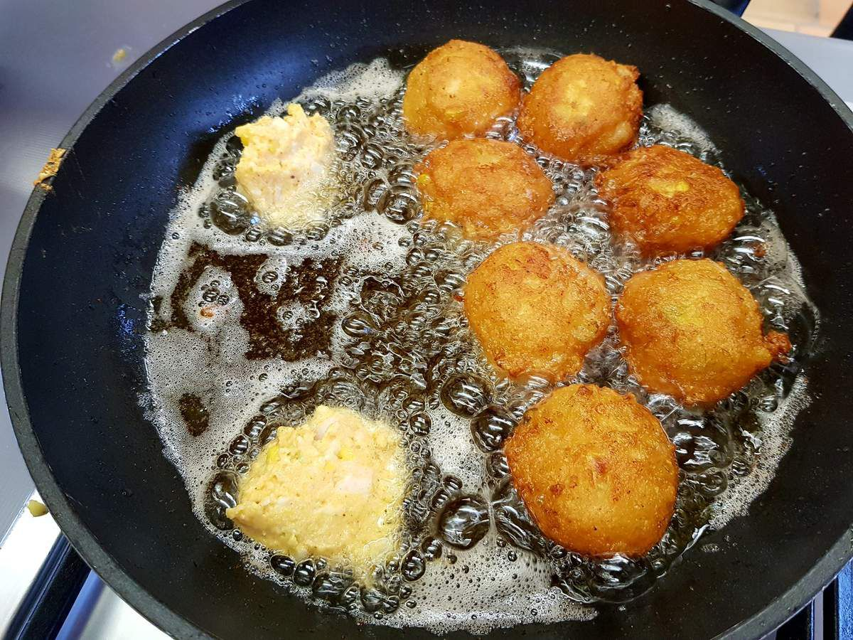 Hush Puppies, beignets de maïs