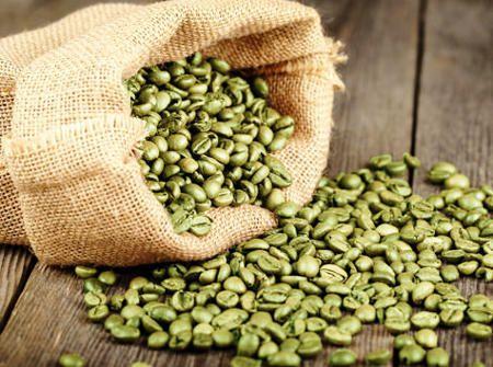El café verde