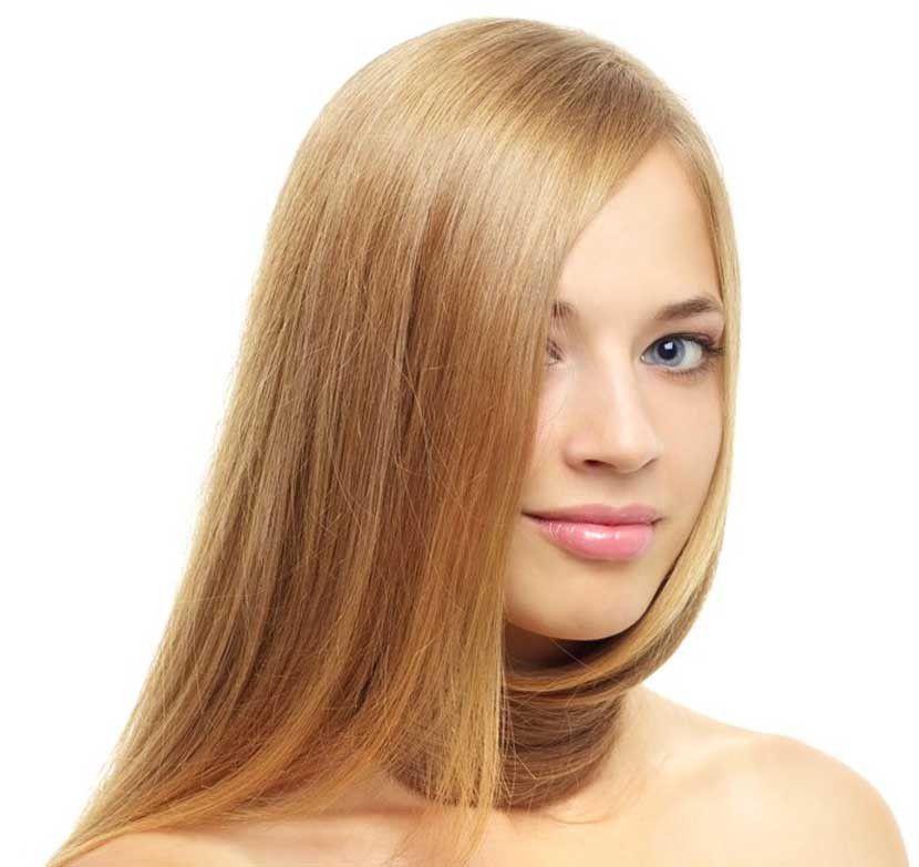 Aclarador de cabello natural