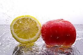 Tips Limon y tomate