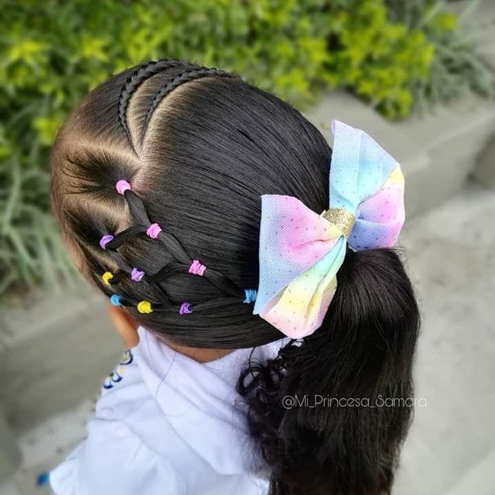 Peinados hermosos para niñas