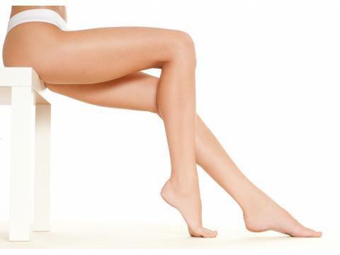 Como tener piernas hidratadas y bonitas