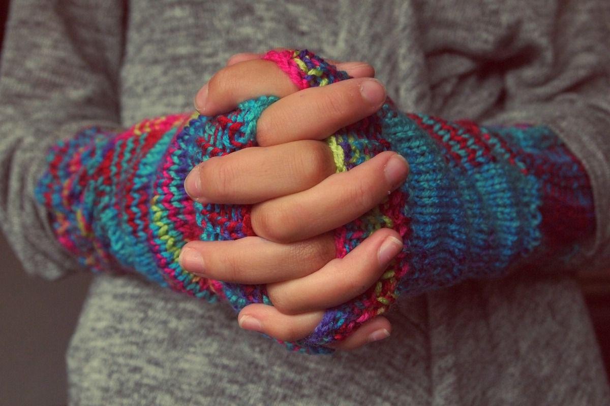 Las causa de las manos frías
