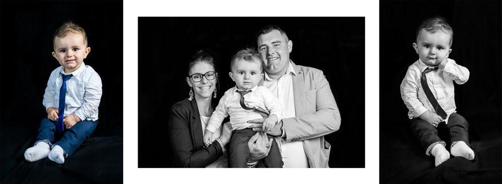 Mini-séance photo bébé / famille (studio) du 15/10/16, photographe Mérignac