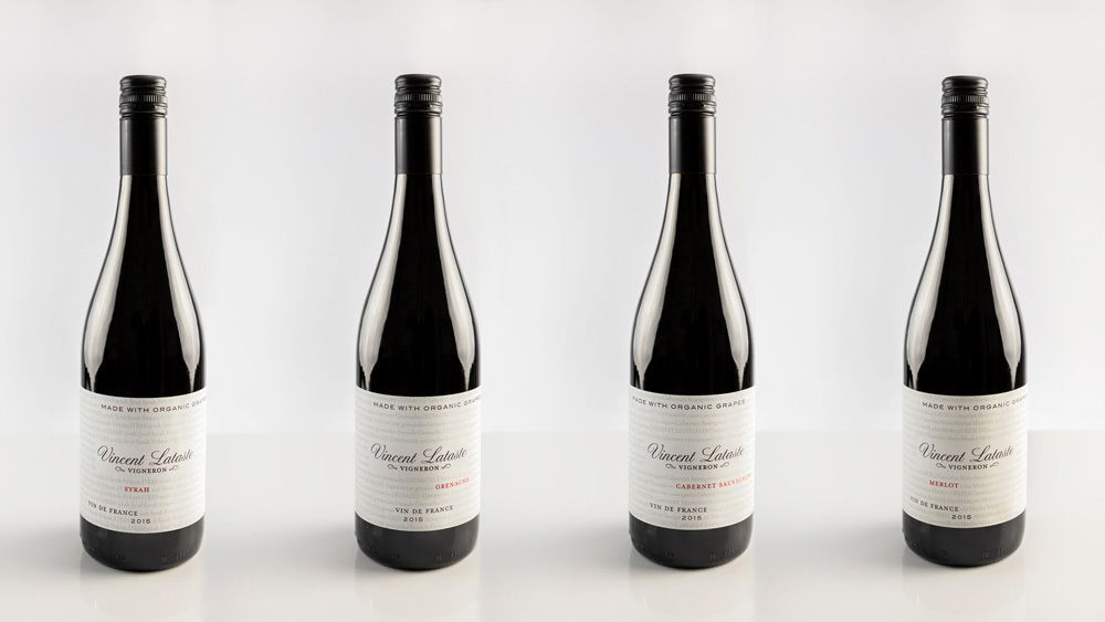 Photos bouteilles (studio), photographe Mérignac