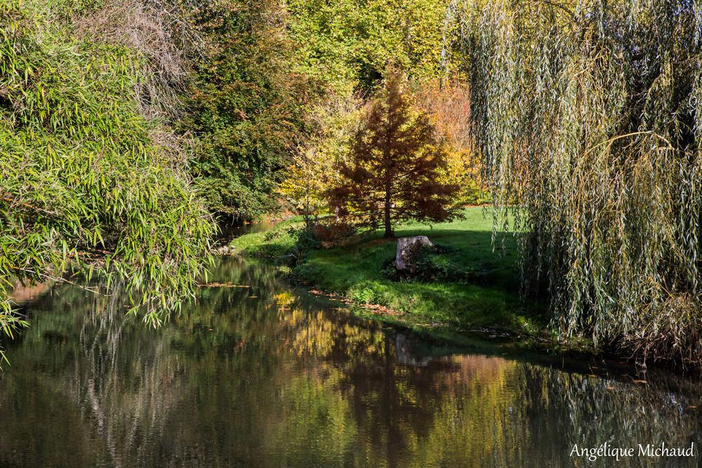 Un automne au Parc Oriental de Maulévrier