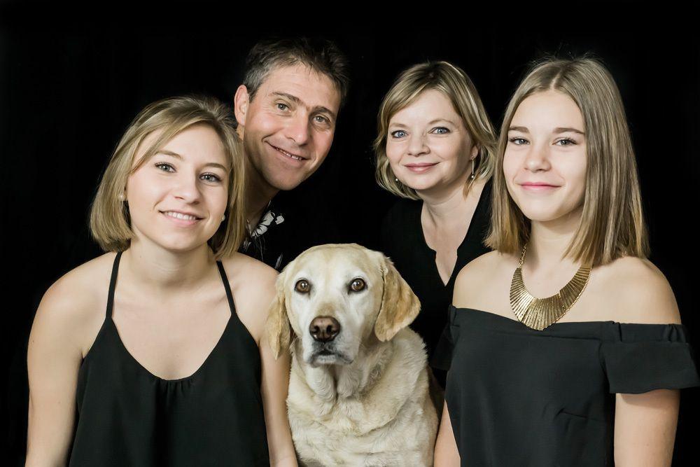 Séance photo famille / portrait animaux (portrait chien) du 25/11/17, photographe Bordeaux