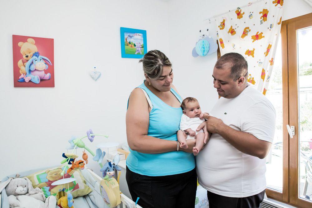 Séance photo bébé du 21/08/18, photographe Ayguemorte-les-Graves