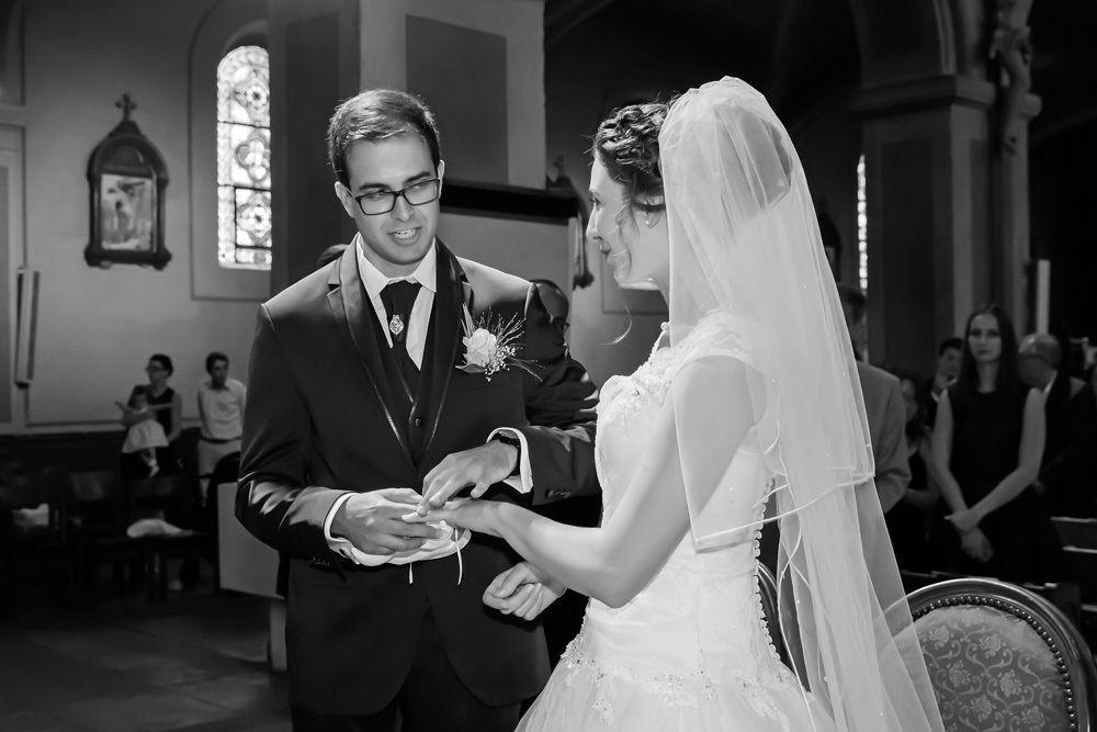 Cinq ans de reportages mariage...