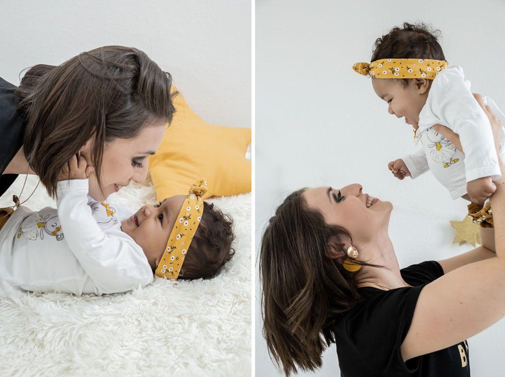 Mini-séance photo bébé (mère-fille) du 12/10/19, photographe Pessac