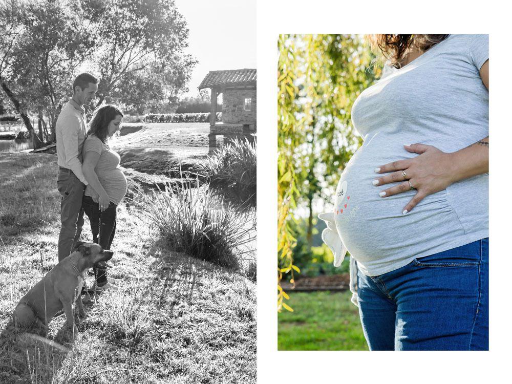 Séance photo grossesse du 13/10/19, photographe Beautiran
