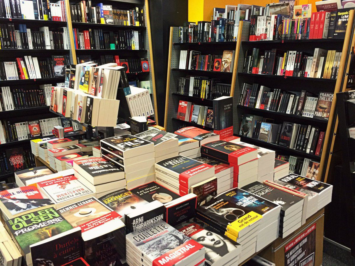 Librairie Contact, Angers