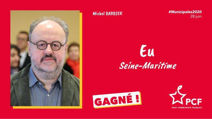 Bilan des victoires et des pertes du Parti Communiste Français aux municipales