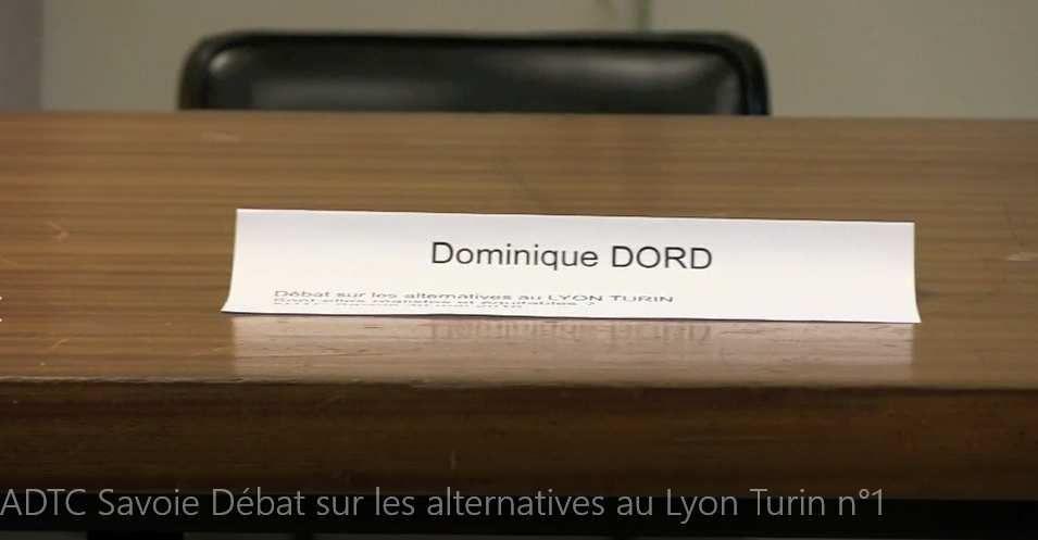 Dominique Dord et Daniel Ibanez : un risque majeur pour l'avenir de la Savoie!