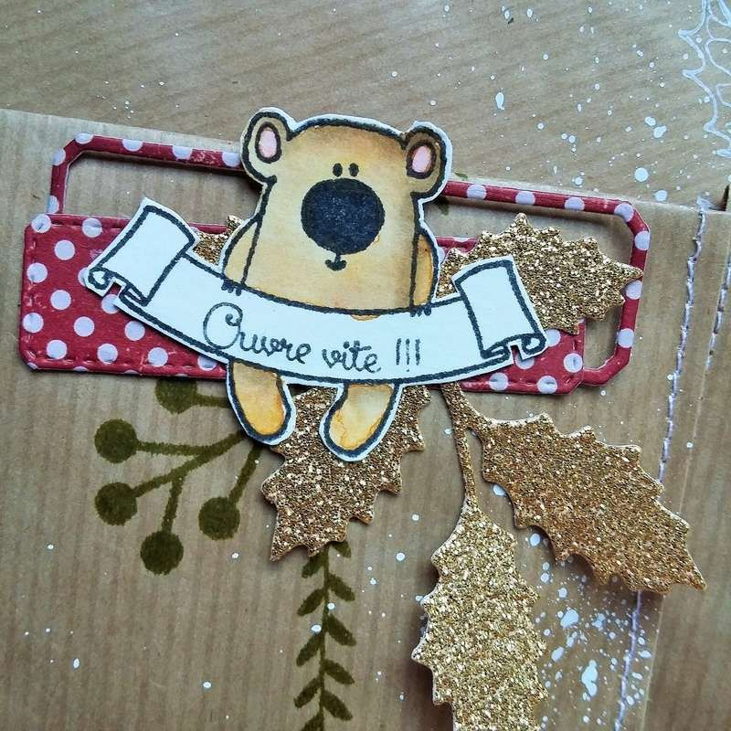 Une pochette surprise de Noël