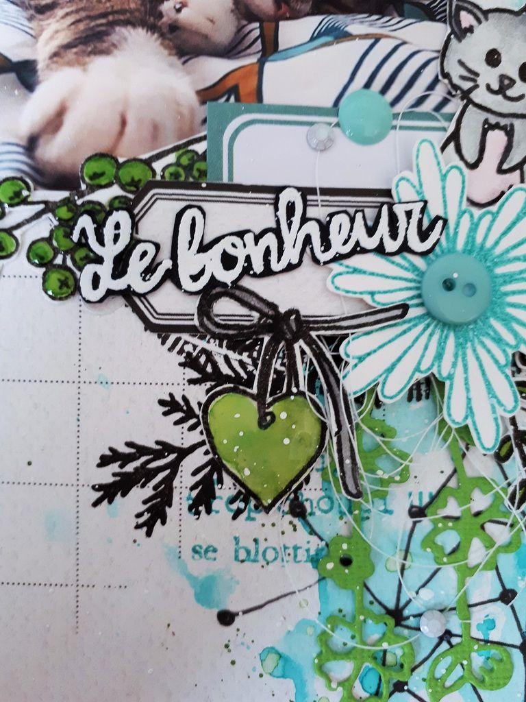 Page Le Bonheur * DT Ephéméria *