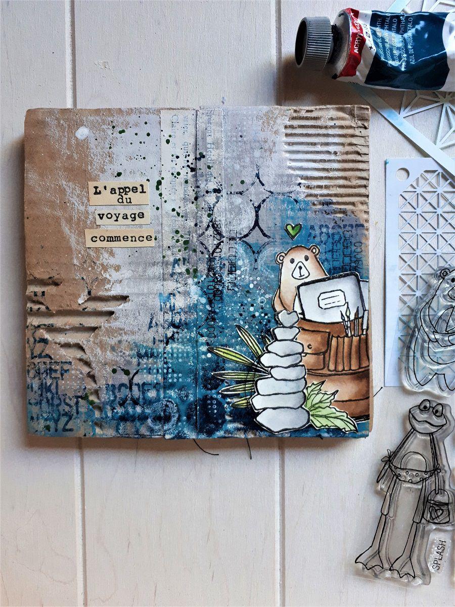 Art Journal * L'Encre et l'Image *