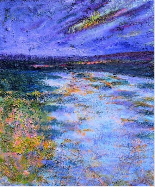 Peinture de Claude LEGRAND