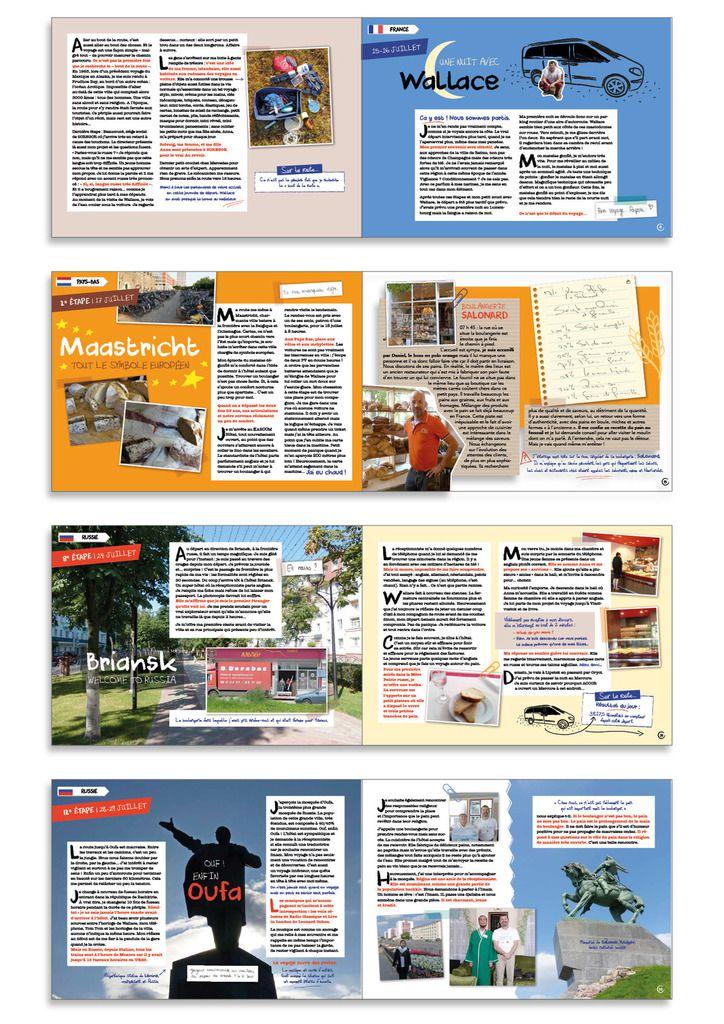 Quelques pages intérieures