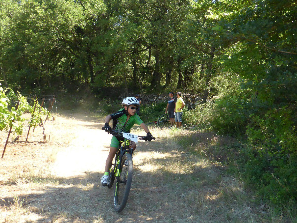TRJV Marseille VTT Passion à Tourves