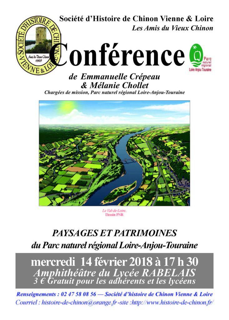 CONFÉRENCES 2018