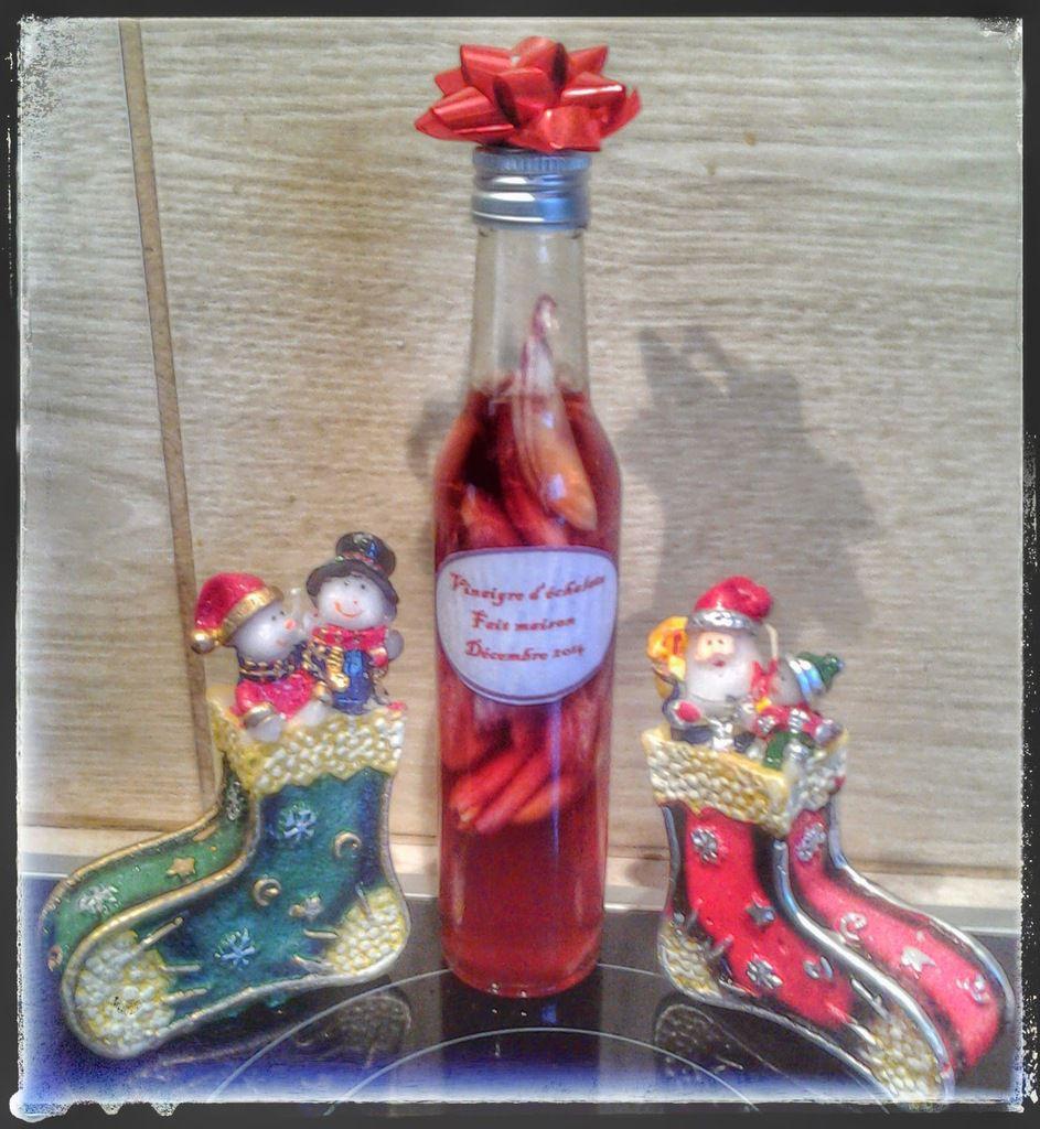 Vinaigre d'échalote (cadeaux)