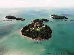 Mon voyage en Guyane les îles du Salut