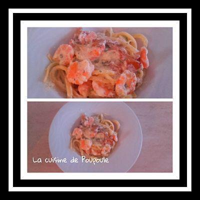 Spaghettoni aux girolles