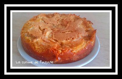 Gâteau aux pommes de Tante Louise au thermomix ou sans