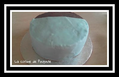 Tuto gâteau Vahiana