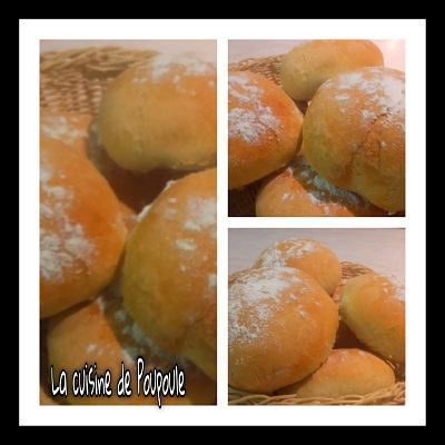 le Blaa de Waterford (pain Irlandais de Waterford) au thermomix ou sans