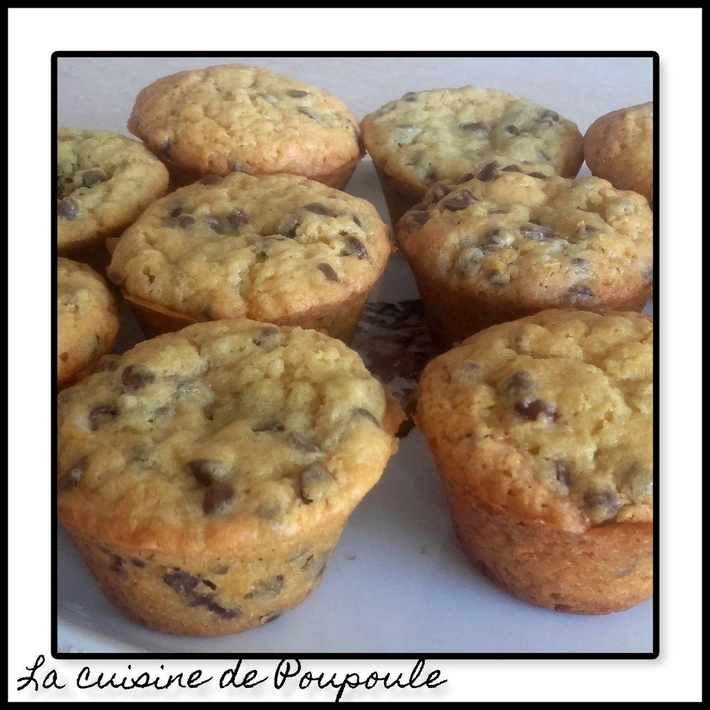 Mookies au thermomix ou sans