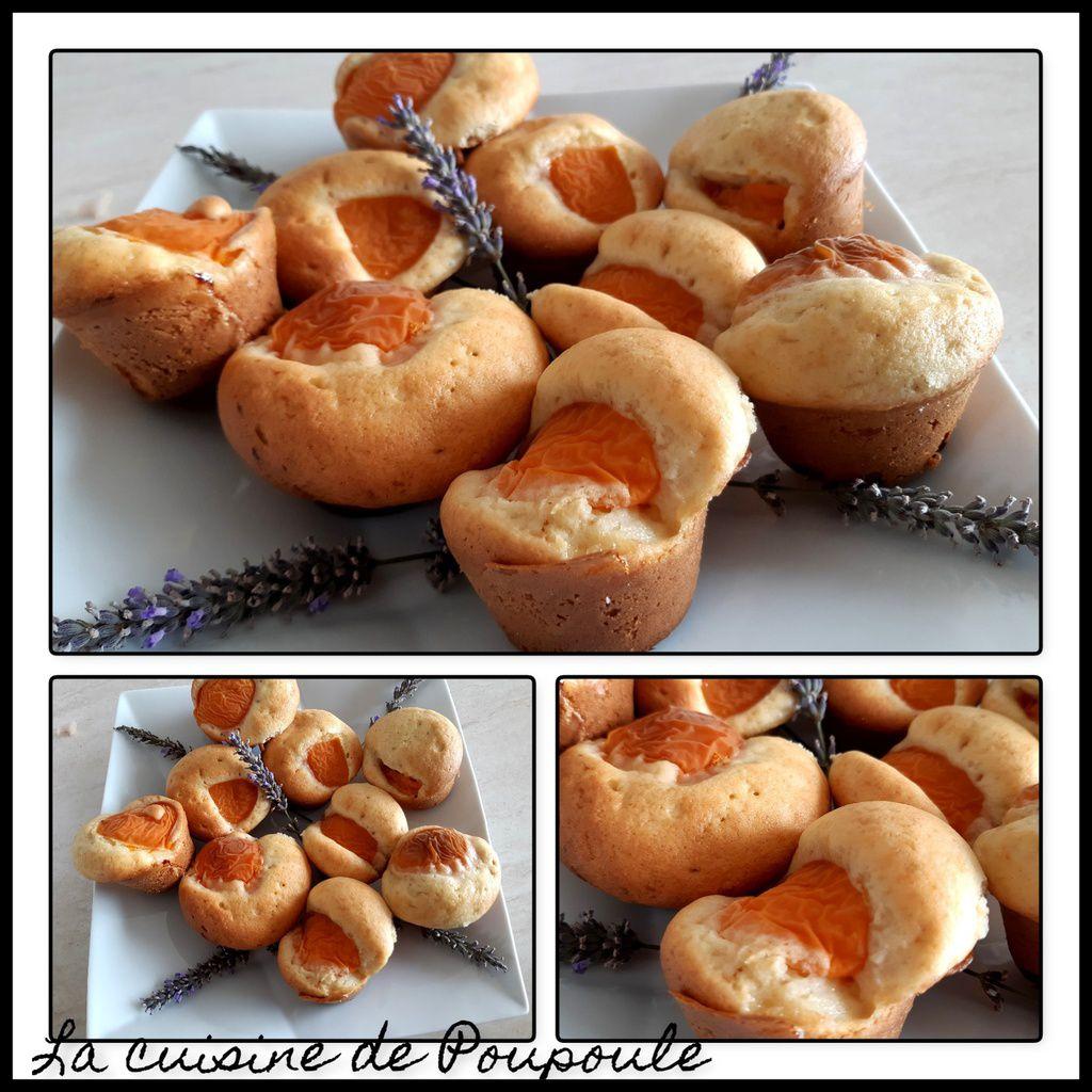 Moelleux abricots lavande au thermomix ou sans