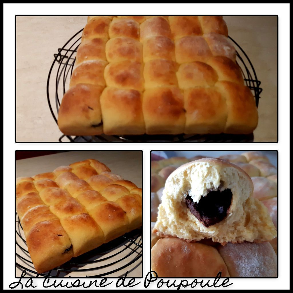 Brioche Butchy au Kitchenaid