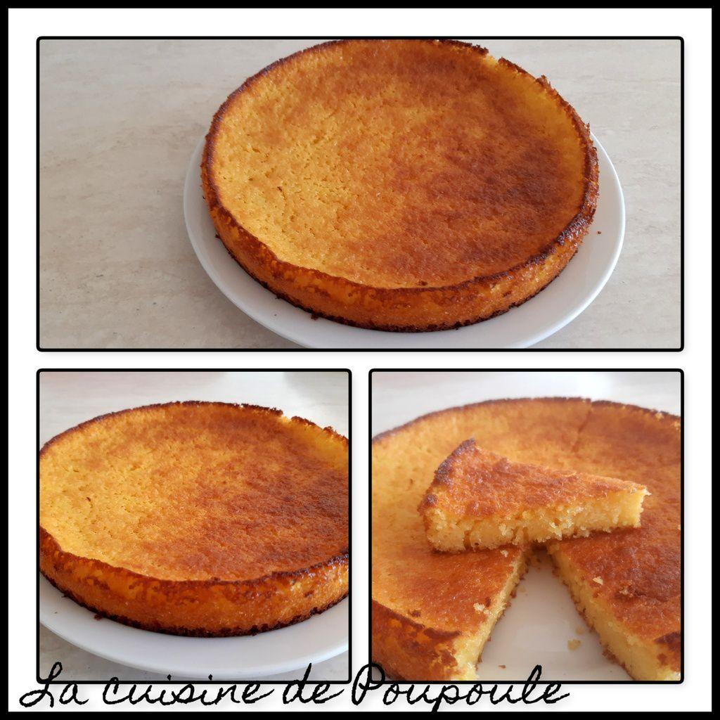 Gâteau citron facile d'Hélène