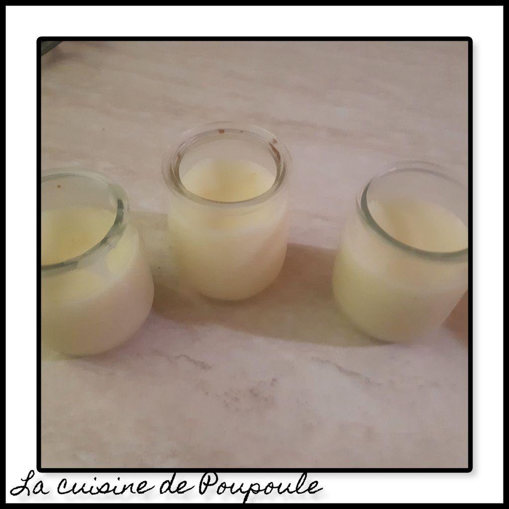 Crème dessert au citron ultra légère