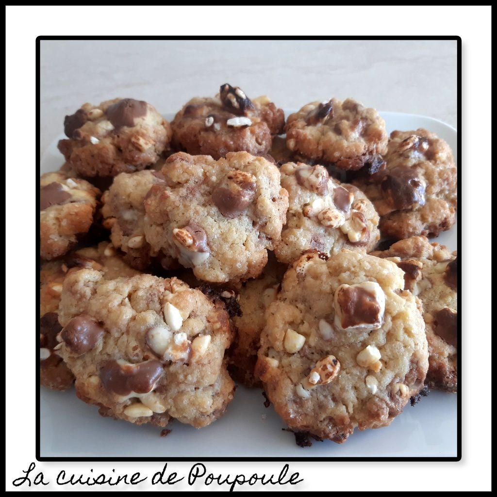 Cookies au kinder country