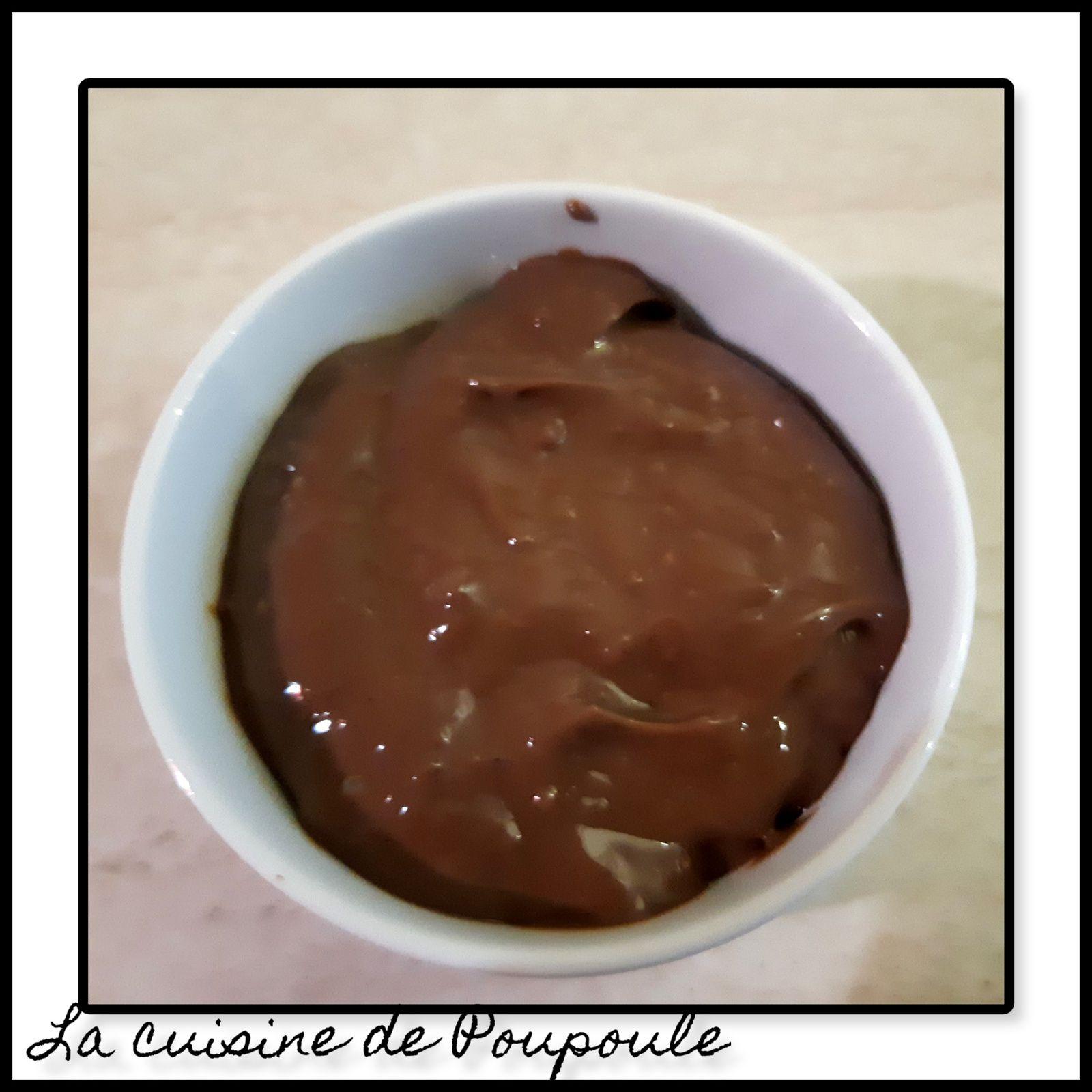 Crème au chocolat « Danette »